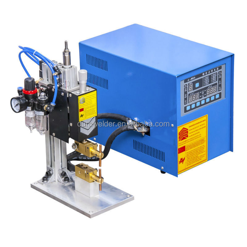 Dual Pulse Capacitive Discharge DC Spot Welder