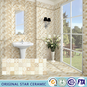 Diffe Types Marble Ceramic Bathroom Tiles 240x660