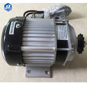 China Factory Direct Sell BM1418ZXF 500W 60V BLDC Brushless DC Motor for Small and Medium Size E-Tricycle