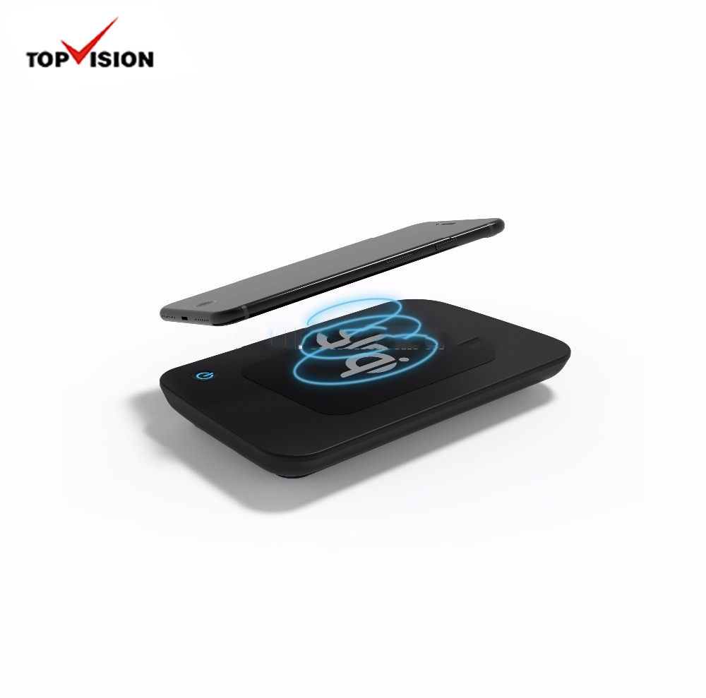 Super fast mobile phone wireless charger charge for smartphone with 12V 2A hot sale by OEM factory special