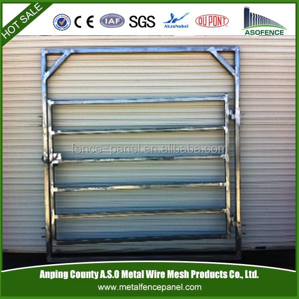 Heavy Duty Hot Dipped Galvanized Corral Panels /metal Livestock ...