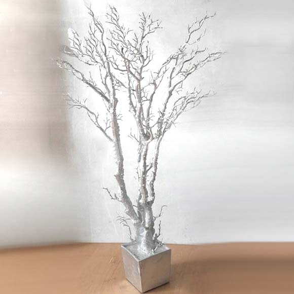 WTR021 GNW 3ft White color with artificial dry tree branches wedding ...