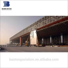 Multifunctional aircraft hangar doors made in China