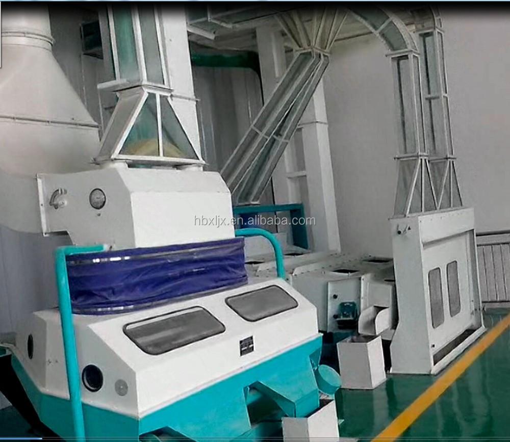Купить оборудование для переработки риса-сырца