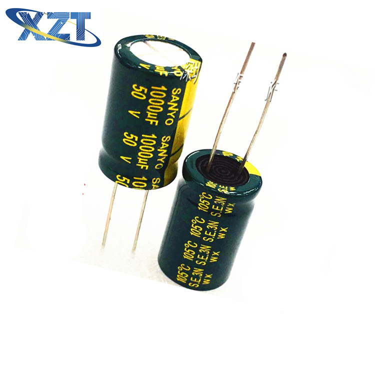 25 x 3.3uF 50V 105C Radial Electrolytic Capacitor 5x11mm USA SELLER Free Ship