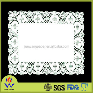 Good quality 53gsm paper place mat