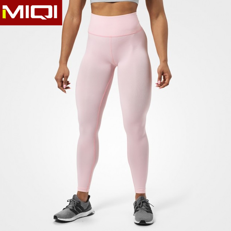 Wholesale Women Yoga Leggings China Factory Direct Supply Quality Compression Ladies Gym Clothing