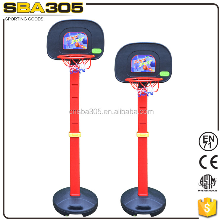 Adjustable Portable Mini basketball stand for training