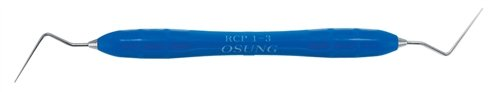 Root Canal Plugger, Autoclavable Silicone Handle, RCP 1-3