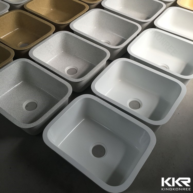 Solid Surface Kitchen Sinks,Acrylic Resin Stone Kitchen Sink
