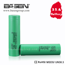 lithium ion battery 18650 2500mah Samsung INR18650-25R smart balance wheel samsung battery electric bike battery