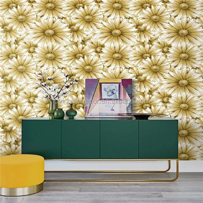 3d Flower Wallpaper For Home Decor, 3d Flower Wallpaper For Home Decor  Suppliers And Manufacturers At Alibaba.com