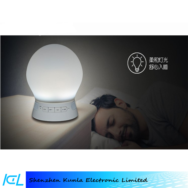 China Wholesale Portable Led Lamp Bluetooth Speaker Lamp Touch ...