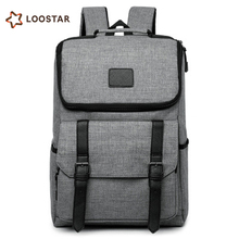 53e96fa454f3 Add to Favorites · 2018 New Korean men s shoulder bag laptop backpack