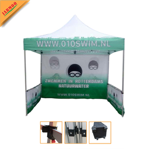 Hot sale outdoor steel frame folding tent