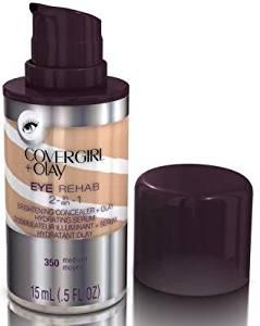 Covergirl Plus Olay Eye Rehab Concealer - Medium (Pack of 2)