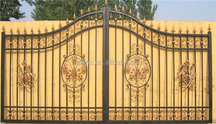 Driveway Modern Steel Gate Design,Main Gate Design