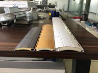 remote control outdoor roller shutter,aluminium materials