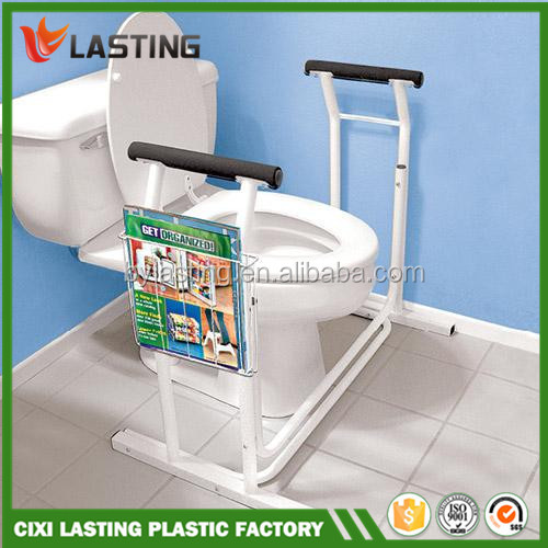 Multi-function Toilet Safety Rail Bathroom Grab Bar Grip Handle Rack Frame for bathroom rack