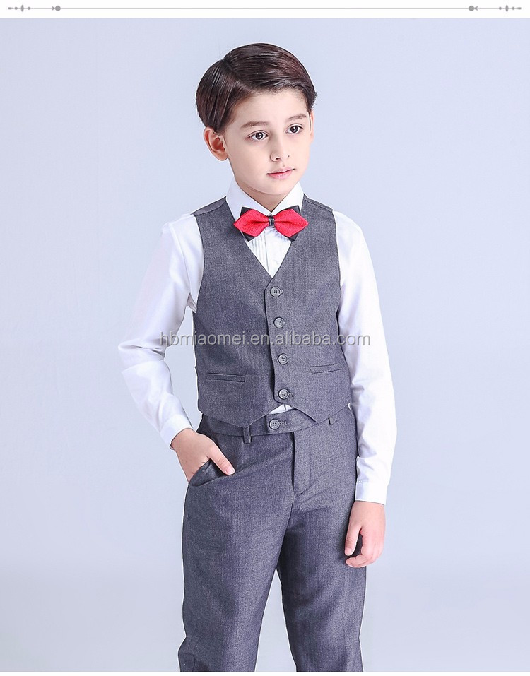 2016 Baby Boy Formal Wedding Suits Baby Boy Clothing Set For Formal ...