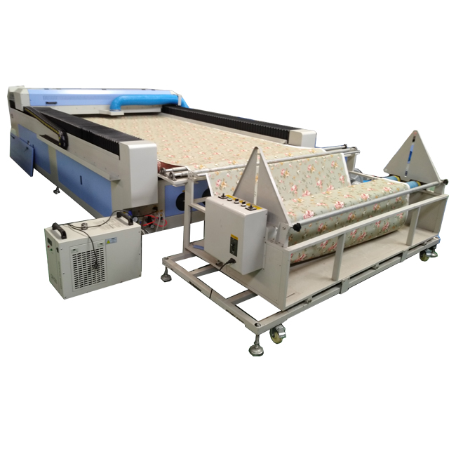Big size for <strong>laser</strong> cutting machine for cloth leather cloth fabric eastern