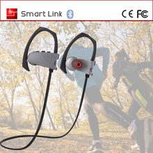 Fashionable in ear headphones waterproof bluetooth headphones wireless sport ear hook bluetooth earbuds