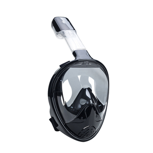 Scuba Diving Full Face Mask/Snorkel Mask Full Face Snorkel Set