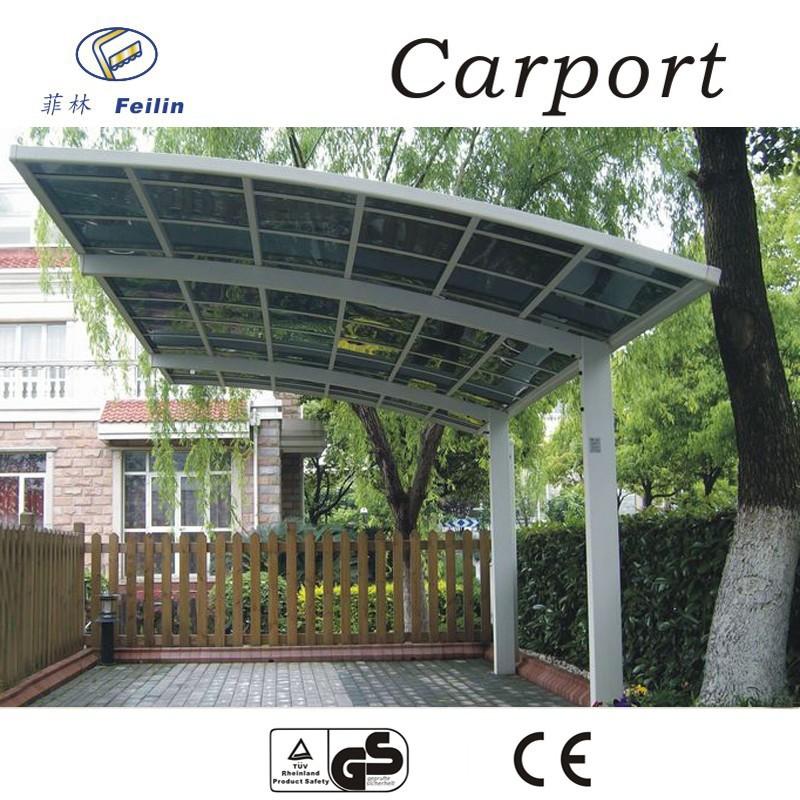 100 garaje de coches de aluminio para techos de for Garajes con techos policarbonato