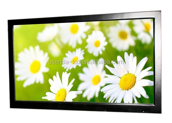 32 inch professional lcd cctv bnc security monitor with HDMI input