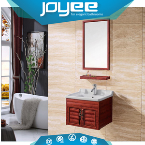 J-GL8374 Factory price cheap commercial vanity units bathroom sink cabinet for wholesales