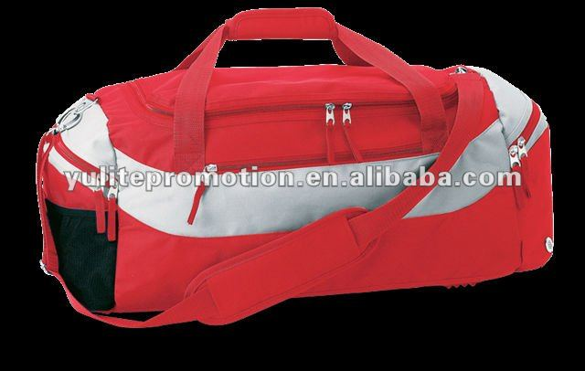 Color Matched Travel duffel bag