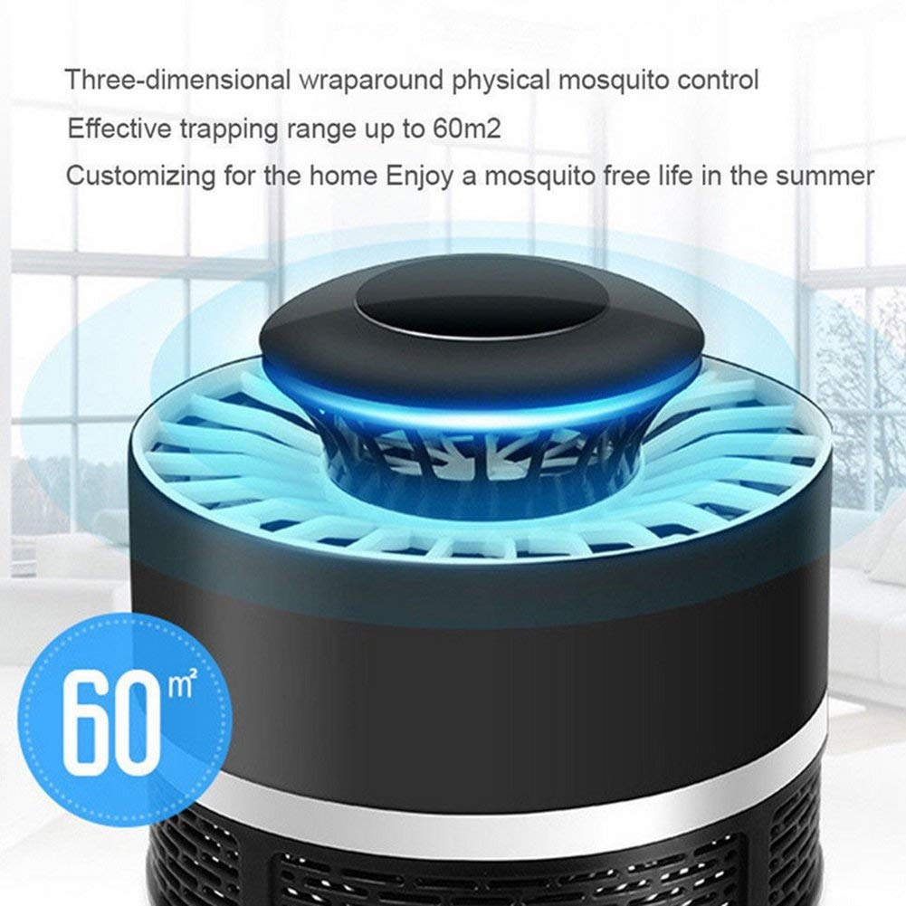 Cheap Electronic Mosquito Trap Circuit Find Bug Zapper Schematic Get Quotations Greatall Indoor Killer Lamp Usb Power Led Repellent Inhaler