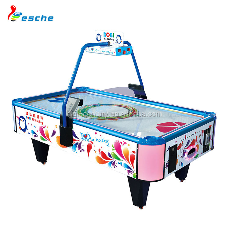 Astounding Indoor Game Coin Operated 2 4 Players Air Hockey Table Game Machine Buy Air Hockey Table Game Ice Hockey Table Indoor Amusement Machine Product On Interior Design Ideas Tzicisoteloinfo