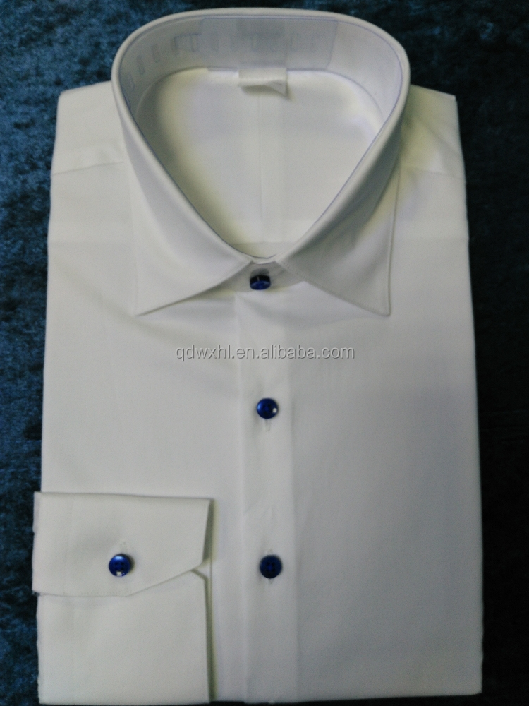 High Quality Turkish Workmanship % 100 cotton Men Shirt white men shirt