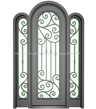 Fotos de dise os de puertas de metal casa dise o for Fotos de puertas de metal