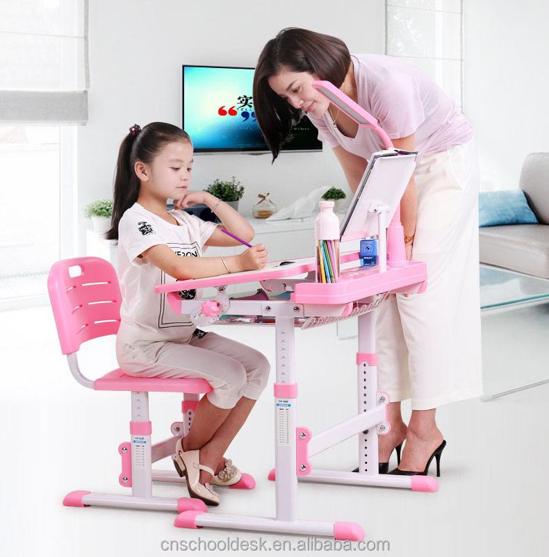 Estudio los ni os escritorio altura ajustable mesas para for Mesas estudio ninos