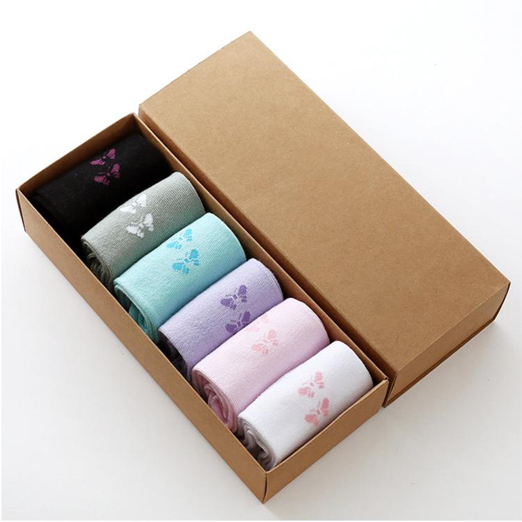2019 новый дизайн осень зима бамбуковое волокно дышащие Женские однотонные носки