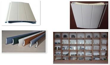 product-Zhongtai-4710x4200 Aluminum Double Layer Outdoor Roll Up Shutter Door-img-1