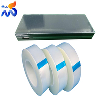 die cut sticky soft PE transparent anti scratch stainless steel plastic panel surface lens protective film tape