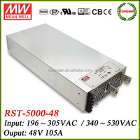 Meanwell RST-5000-48 48v power supply 5000w