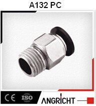 China Factory Supplier High Quality Pneumatic Fitting / One Touch ...