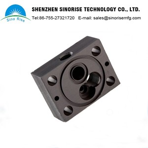 China Best Selling Machined Parts High Quality CNC Milling/Machining/Stamping Spare Parts With CE Approval