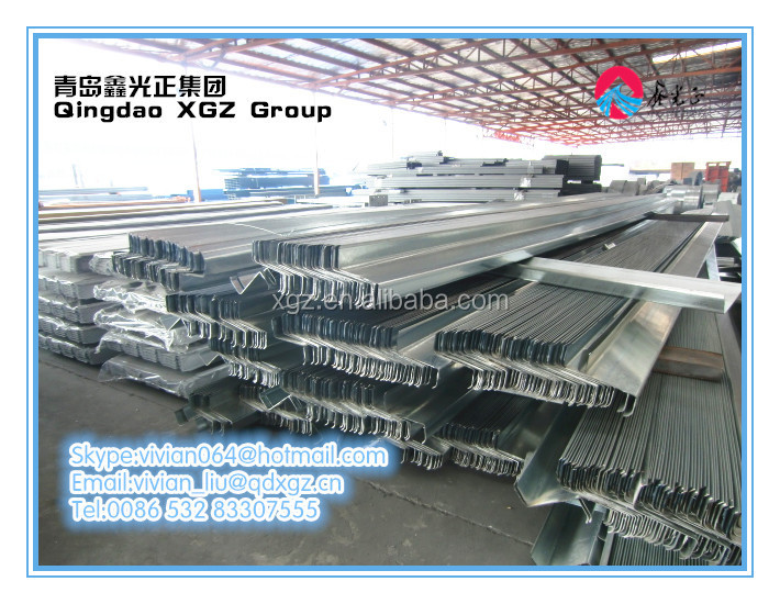 XGZ steel workshop used H beam/column