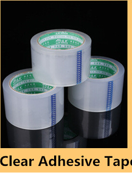 Super Clear Water-proof Self Adhesive Tapes