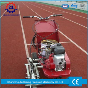 Sports road white Line Marking Machine road line painting marker machine for sale