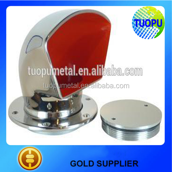 China Stainless Steel Adjustable Yacht Air Vents Directional Air ...