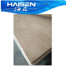 Solid Finger Joint Rubberwood Board for furniture and flooring