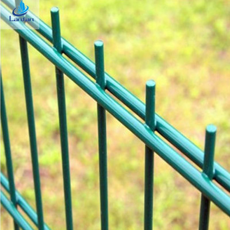 Doppelstabmattenzaun Industriezaun Gartenzaun H 830mm bis 1830mm grün anthrazit