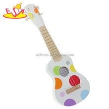 Christmas musical toys cheap mini electric guitar for children W07H031