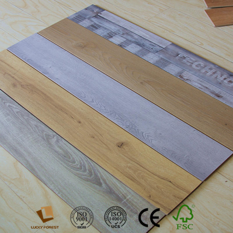 Indoor Beech Wood Fire Resistant Laminate Flooring View Fire Resistant Laminate Flooring Labsun Oem Product Details From Jinan Luckyforest